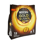 Nescafe Gold Blend with Crema Premix Instant Coffee