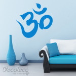 Decaleco Wall Decals - Om