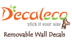 Decaleco Wall Decals Logo